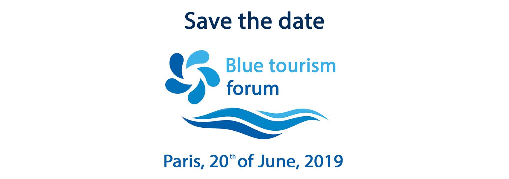 Blue Tourism Forum, 20 June 2019, Paris