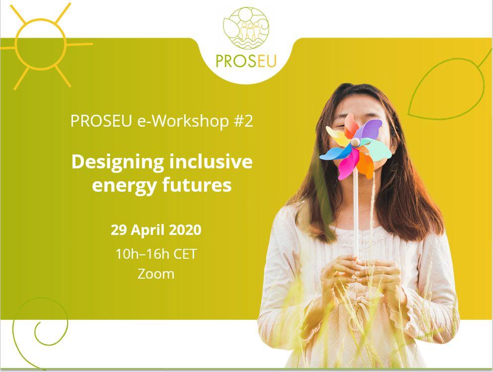 Eco-union co-organizes an international workshop on Designing inclusive energy futures